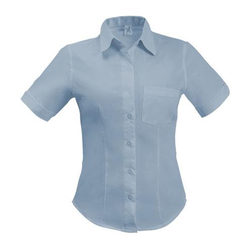 blusa ejecutiva azulclaro