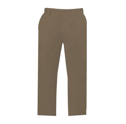 pantalon dril caqui